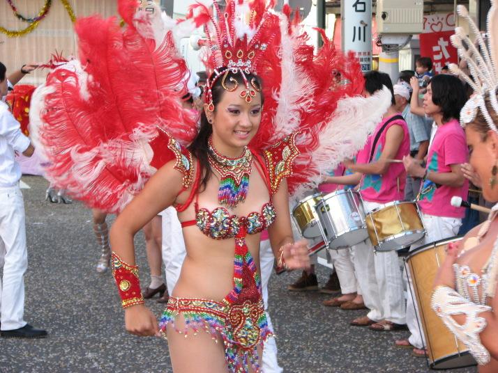 サンバパレード Part2