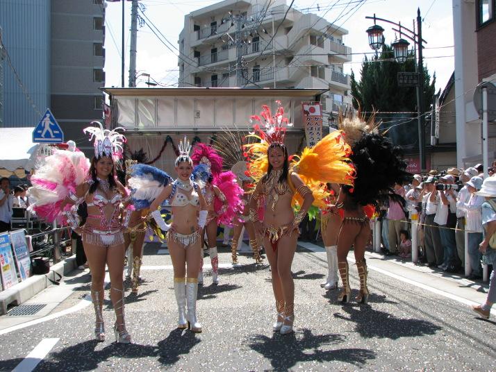 サンバパレード Part1